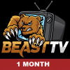 Beast TV 1 Month